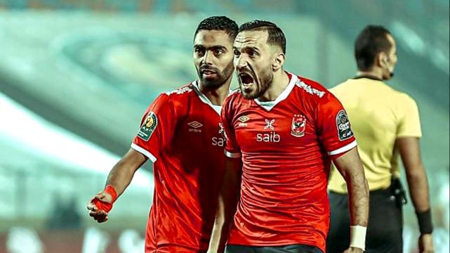 علي معلول و الاهلي المصري يتوجان بلقب رابطة أبطال افريقيا لكرة القدم