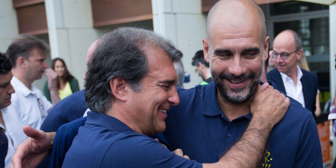 عودة خوان لابورتا صانع نجاحات النادي الى رئاسة برشلونة
